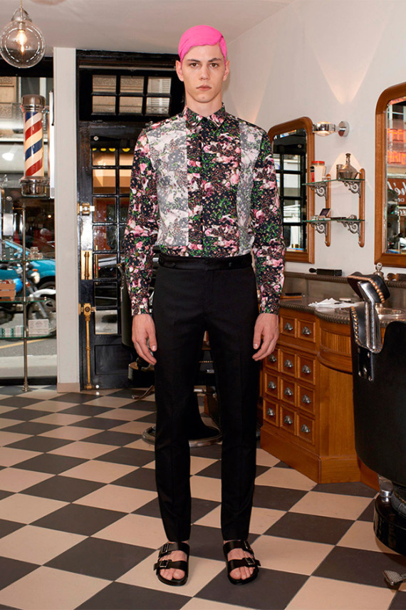 Givenchy Pre Fall 2016 Collection: Givenchy Pre Fall 2014 Menswear