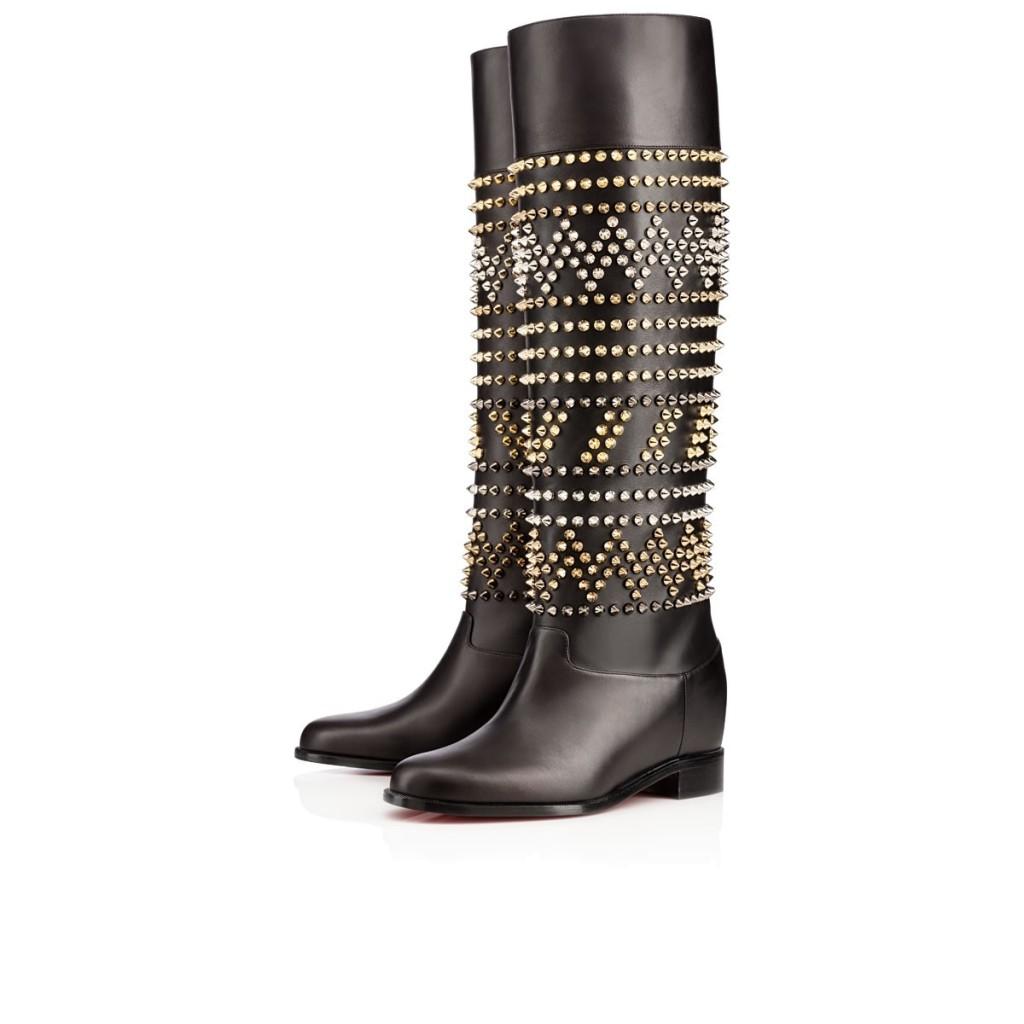 Christian Louboutin boots deliberti blog