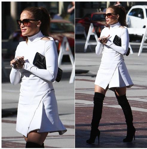 Jennifer Lopez louboutin deliberti