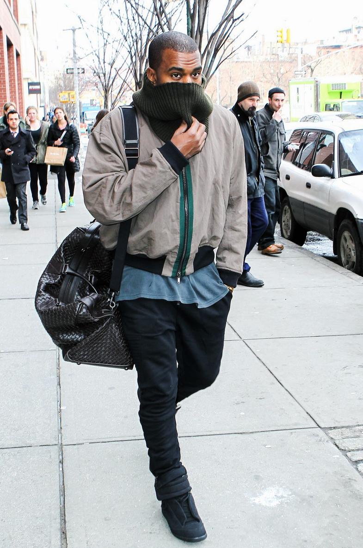 Kanye West mAISON mARTIN margiela deliberti.it