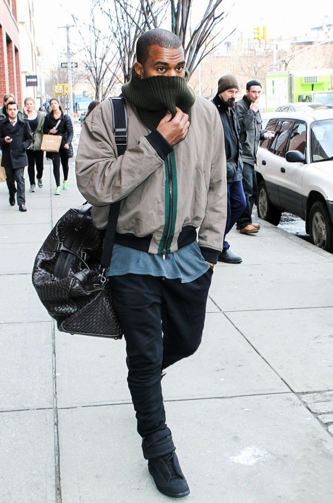 Kanye West mAISON mARTIN margiela deliberti.it
