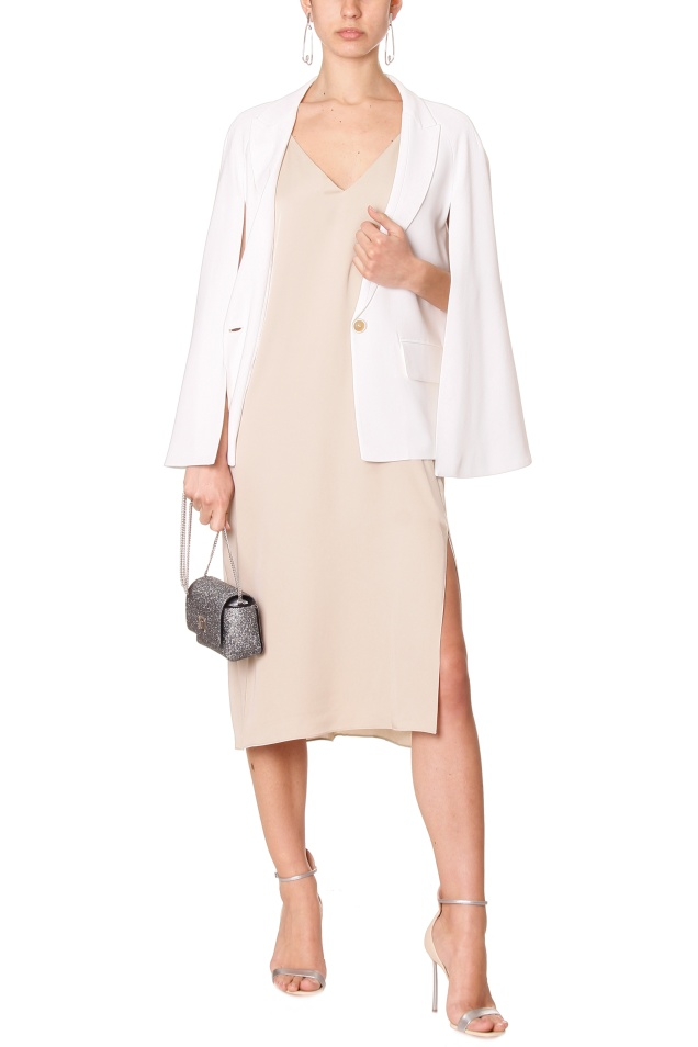 Blazer Givenchy Dress Helmut Lang