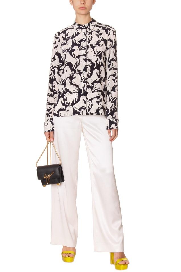 Shirt Stella Mc Cartney Pant Helmut Lang