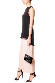 Top and pant Theory shoes Lerre Bag Jimmy Choo